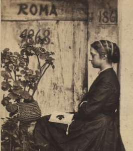 Bertha Knudtzon, 1868