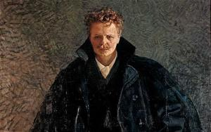 Christian Krohg: August Strindberg