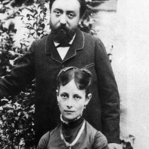 Mette og Paul Gauguin