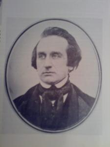 Herman Wedel Major ca 1850